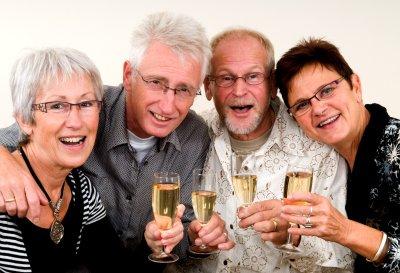 Swingers senior 34 Elderly